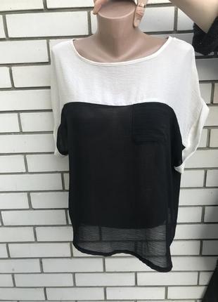 Легкая,воздушная,чуть прозрачная блузка,рубаха,футболка под ше...