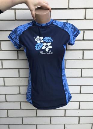 Красивая,спортивная футболка,майка для зала,фитнеса,серфинга,
