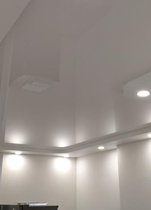 Натяжные потолки! Премиум качество! Цена от 140 грн за м2 полотна