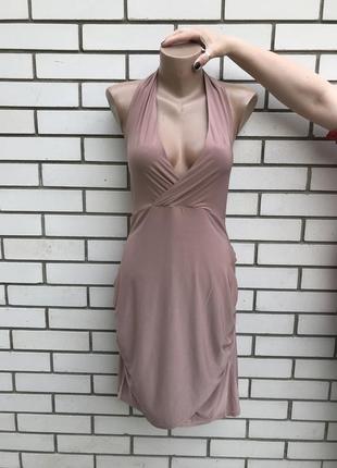 Красивое,вечернее платье,сарафан с открытой спиной missguided