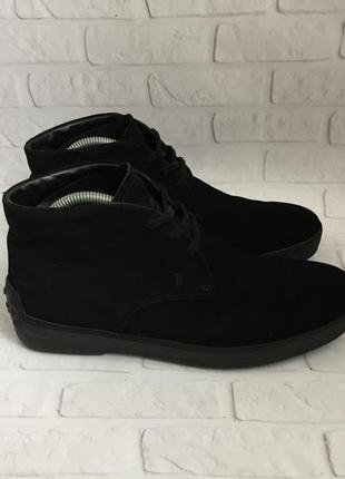 Чоловічі черевики tods мужские ботинки оригинал