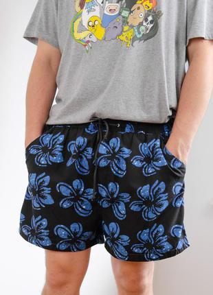 Carlo comberti черные пляжные плавательные шорты на подкладке ...