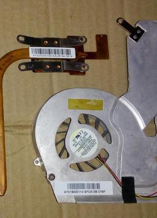 Радиатор охлаждения ноутбука Toshiba Satellite A210, A215 AT02500