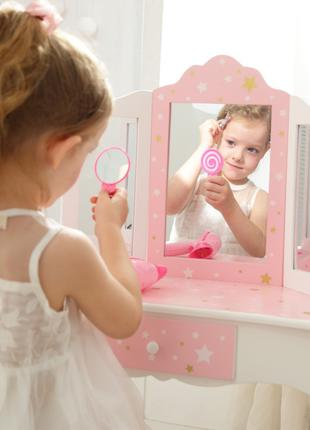 Teamson Kids туалетный столик с зеркалом, трельяж