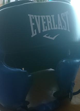 Боксерський шолом Everlast