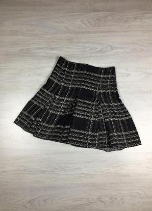 Фирменная шелковая юбка миди drykorn for beautiful peoples sil...