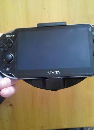 New Держатель Sony Playstation PS Vita Controller Grip Fat