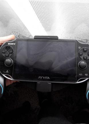Держатель Sony Playstation PS Vita Controller Grip Рукоятка бу
