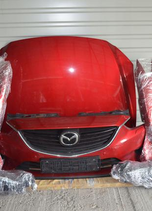 Разборка Mazda 6 2013- б/у запчасти с разборки Европа Америка
