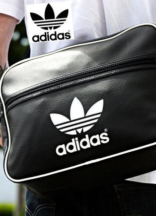 Adidas originals спортивная вместительная сумка
