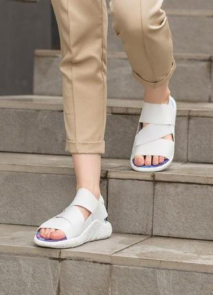 Сандали adidas sandal y-3 yohji yamamoto босоножки адидас белые