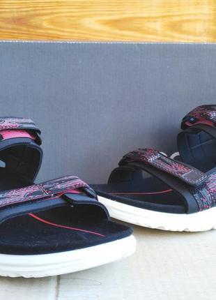 Новые удобные босоножки легкие сандалии ecco x-trinsic оригинал