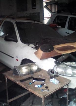Форд мондео капот стартер дверь фара подрамник диск печка рейка
