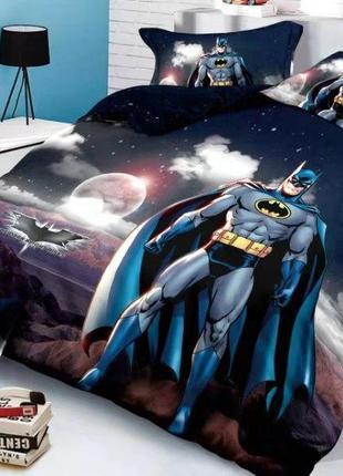 Детское постельное белье бэтмен