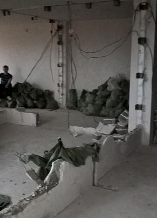 Демонтаж бетона,плитки, штукатурки, стен, строений, стяжки