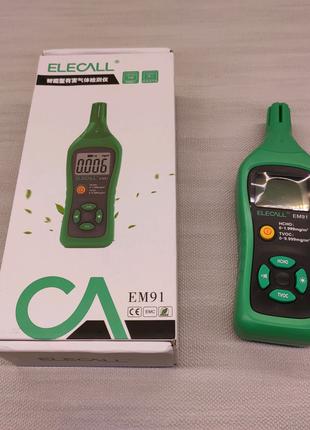 Газовый анализатор Elecall Em91