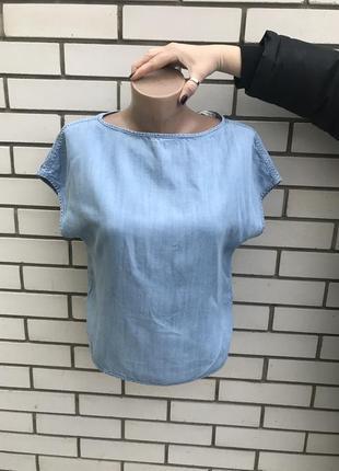 Джинсовая блузка от  tommy hilfiger, оригинал