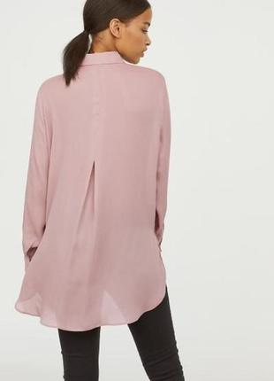 Блузка туника h&m
