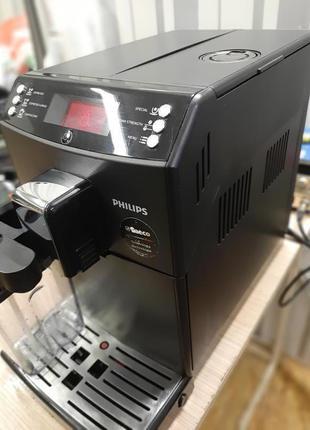 Кофемашина Saeco Philips Minuto Cappuccino HD8834