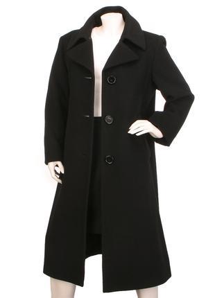 Сonbipel Италия р. 48-50 пальто 90% шерсть 10% кашемир демисезон