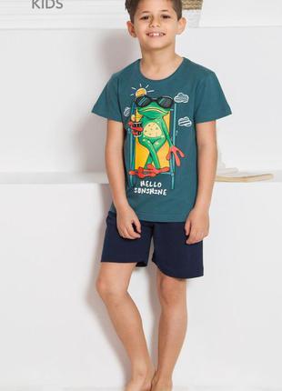 Пижама для мальчика она 9-10, 13-14, 15-16 лет