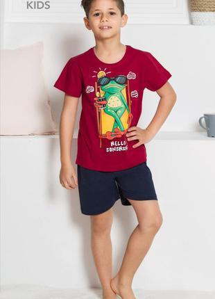 Пижама для мальчика на 9-10, 13-14, 15-16 лет