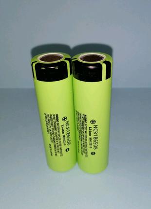 Аккумуляторы li-ion PANASONIC NCR18650B