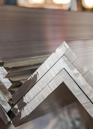 Алюминиевый уголок 100х100х4 АД31 Т5