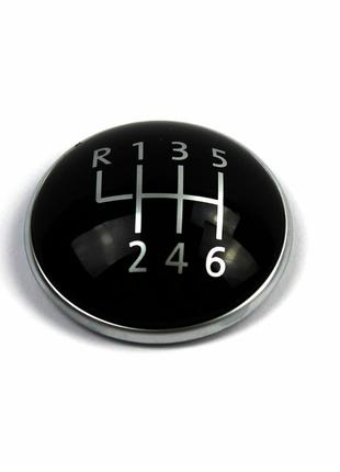 Колпачек ручки переключения передач VW Volkswagen Golf 5/Caddy