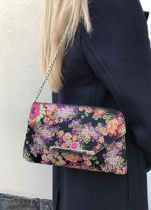 Красивая сумочка,клатч вечерняя,нарядная с вышивкой,этно,бохо ...