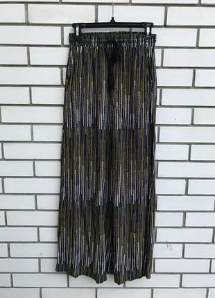 Легкая,длинная юбка с разрезами по боку,этно,бохо стиль,h&m