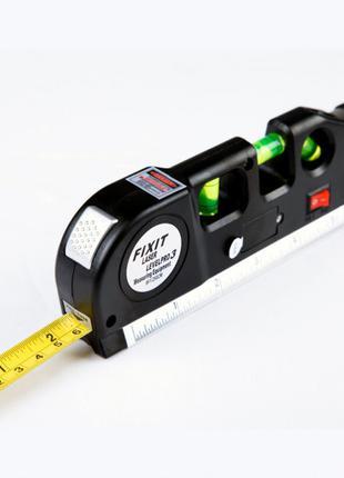 Лазерный уровень с рулеткой Laser levelpro3