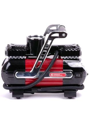 Миникомпрессор автомобильный Intertool - 12В x 7 bar x 40 л/мин.