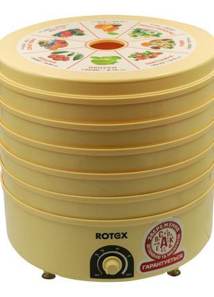 Сушка для овощей и фруктов Rotex RD660-Y