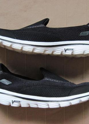 Skechers go walk 2 13590 (39) кроссовки женские