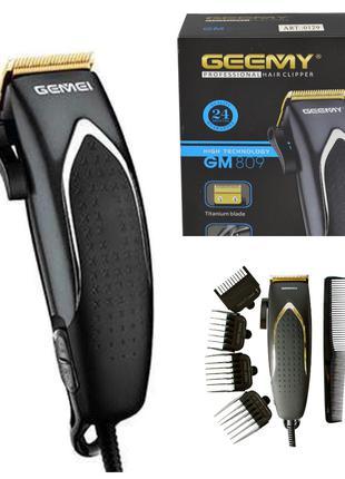 Машинка для стрижки волос GM 809