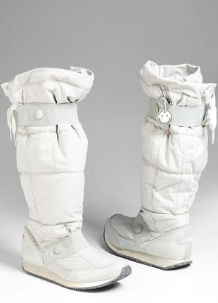 Сапоги,дутики,спортивные,оригинал, adidas stella mccartney