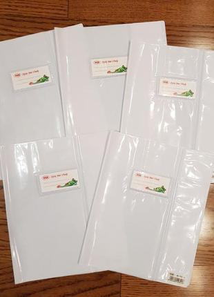 Обкладинки для зошитів обложки для тетрадей