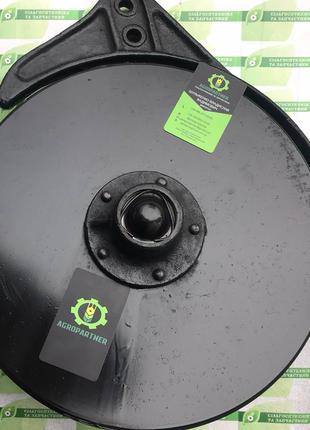 Сошник СЗ Н 105.03.000-05 обычный СТАЛЬ 65Г БОР (диск каленный)