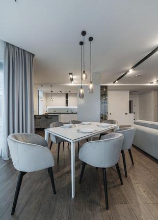 Аренда 4-х комнатной квартиры В ЖК PecherSKY
