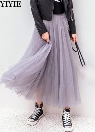 Фатиновая юбка ( юбка-пачка )