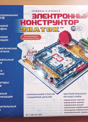 """Электронный конструктор"""" Знаток™"""""""
