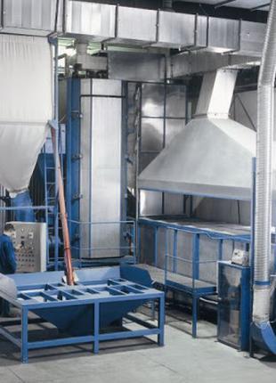 Оборудование для производства пенопласта (пенополистирола)