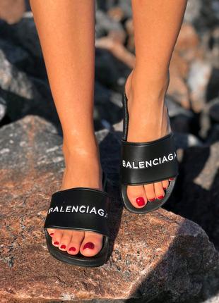Шлепанцы Balenciaga