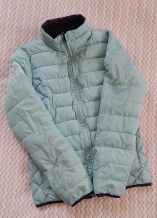 Куртка курточка мікропуховик tcm tchibo