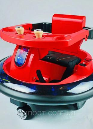 Детская машинка- электромобиль с радиоуправлением Космобот™