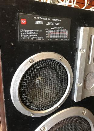 Продам Колонки Лорта 150АС-007