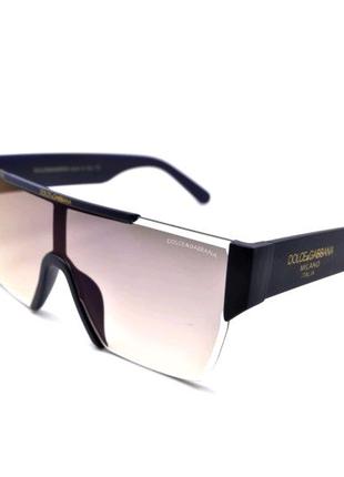 Солнцезащитные очки DOLCE GABBANA синие