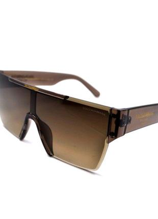 Солнцезащитные очки DOLCE GABBANA оливка