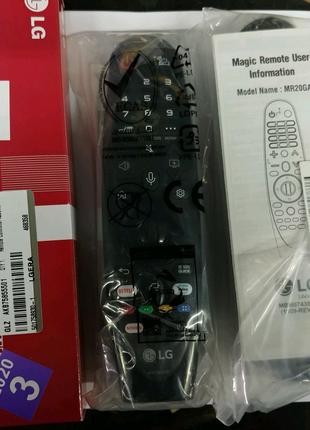 Пульт мышка (аэро пульт) LG MR20GA Magic Remote Control